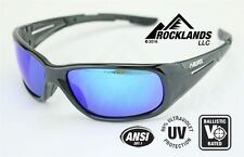 Elvex Impact Safety/Shooting/Tactical/Sun Glasses Ballistic Rated Z87.1 RSG100