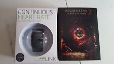 Resident Evil Revelations 2 Mio LINK Heart Rate Monitor Wrist Band Large