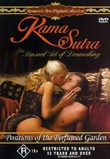 KAMA SUTRA POSITIONS OF THE PERFUMED GARDEN - SEX EDUCATION NEW DVD MOVIE SEALED
