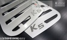 Silver Line Stripe C Pillar Glass Molding Window Plate for 2016+ KIA OPTIMA K5