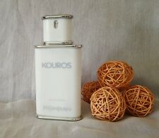 "YSL Yves saint laurent KOUROS eau de toilette 100ml spray. ""OLD FORMULA """