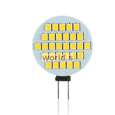 G4 30 SMD 2835 LED Lampe Birne Licht Leuchte Light warmweiss 300LM DC 12V 3W