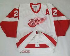 Vintage Dino Ciccarelli Detroit Red Wings CCM Jersey Size 48