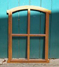 Neu !! ! Schönes  Gussfenster mit  Bogen Stallfenster 49 x 34cm