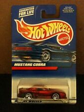 Hot Wheels Car Mustang Cobra 2000