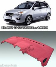 Car Dash Board Carpet Sun Cover Mat For KIA RONDO New CARENS 2007-2012