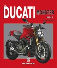 The Ducati Monster Bible paper book