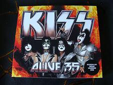 Slip Double: Kiss : Alive 35 : Live Berlin Velodrom 2008
