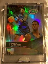 2003 eTopps #13 Larry Hughes - Washington Wizards #/717 - Encased  FREE SHIPPING