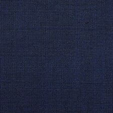 Holland and Sherry Navy Blue S100's Wool & Mohair Suiting - Length = 3.50 Mtrs