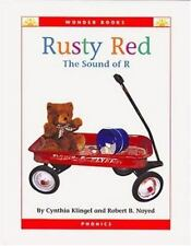 Rusty Red: The Sound of R (Wonder Books Phonics Readers; Consonants)-ExLibrary