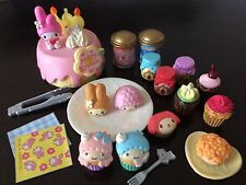 Re-Ment My Melody Little Twin Stars Cakes, 1:6 Barbie scale kitchen food minis