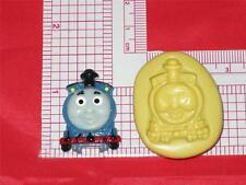 Thomas The Train Silicone Push Mold A604 Polymer Clay Gumpaste Soap Chocolate