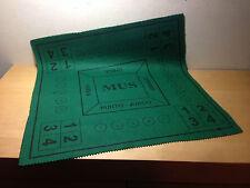 Used Like New - TABLE MAT to MUS  TAPETE DE MESA para MUS - Usado Como Nuevo