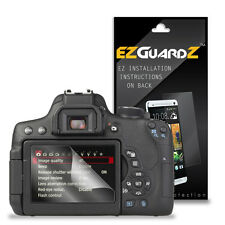 6X EZguardz Screen Protector Cover Shield 6X For Canon EOS 750D, EOS Rebel T6i