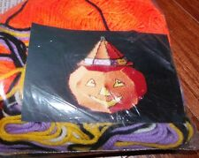 Distlefink JACK O LANTERN Plastic Canvas Kit