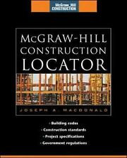 McGraw-Hill Construction Locator McGraw-Hill Construction Series): Building Cod
