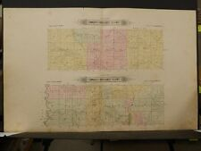 Missouri, Schuyler County Map, 1898 Salt River Township Double Page P4#61