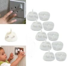20x Plug Socket Cover Baby Child Proof Safety Protector Guard Mains Electrical