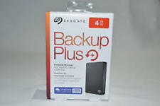 "Seagate Backup Plus Slim 2.5"" 4TB Portable External HDD STDR4000300 USB POWERED"