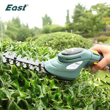 EAST Garden Power Tool 3.6V Li-Ion Battery Pruning Cordless Hedge Trimmer Shrub