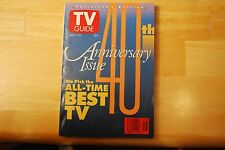 TV Guide-April 17-23, 1993-40th Anniversary Issue