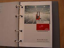 Formica Carrello elevatore Linde AS L10 L10B L12 L12i Istruzioni per l'uso