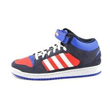 ADIDAS DECADE MID WOMEN'S  SHOES BLUE/RED/WHITE Q20675 SIZE 10