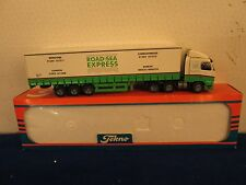 Volvo Road Sea Express Articulated Truck by Tekno 1/50 Scale
