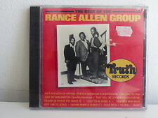 CD ALBUM The best of the RANCE ALLEN GROUP STAX SCD 8540 2