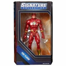 THE FLASH DC Matty Collector Signature Collection Action Figure 2013 NIP