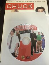 Chuck - Season 1, Disc 4 REPLACEMENT DISC (not full season)