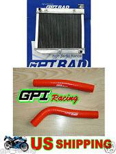 GPI Aluminum Radiator & HOSE ATV Honda TRX450 TRX450R TRX 450R 2004 2005 04 05