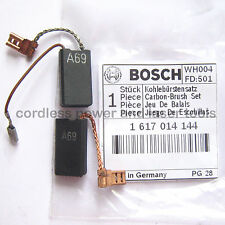 Bosch Carbon Brushes for GSH 5 CE Demolition Hammer Drill Part 1 617 014 144