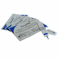 2 x Cocaine - Crack Drug PANEL Test Kits - ONE STEP