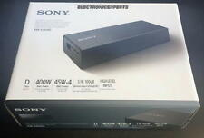 SONY XM-S400D 400W Mini Compact 400W 4 Channel AMP MOTORCYCLE CAR BRAND NEW