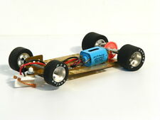 HRCH05 1/24 Adjustable RTR Chassis with 25 shore Silicone rear tires