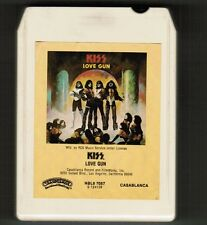 KISS Love Gun USA Over 8-Track Cartridge NBLP 87057 Casablanca