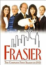 Brand New DVD Frasier Complete First Season Kelsey Grammar David Hyde Pierce