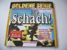 3D Schach! - Goldene Serie     (PC)    Neuware