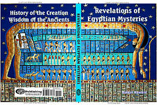 Revelations of Egyptian Mysteries, History of  Creation, Wisdom of the Ancients