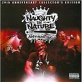 Naughty by Nature - Anthem Inc. (2011)  20th Anniversary Edition CD  NEW