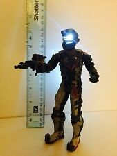 LED Dead Space 2 Isaac Clarke NECA Action Figure With Packaging Rare Light Up