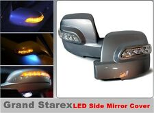 LED Light Side Mirror Cover ( 3 way) for Hyundai iMAX /Grand Starex (2007~on)///