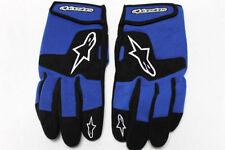 ALPINESTARS GLOVES TECH-1 KM Karting Glove Size XS 7 Blue & Black Racing NEW