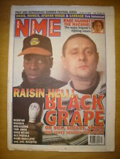NME 1996 MARCH 30 BLACK GRAPE OASIS GARBAGE MANSUN PULP