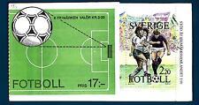 SWEDEN - SVEZIA - Libretto - 1988 - Il calcio svedese - 17KR