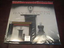 DAVE ALVIN BLACKJACK DAVID MFSL AUDIOPHILE 180 GRAM 1/2 SPEED MASTERED LP + SACD