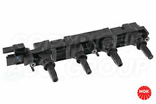 New NGK Ignition Coil For PEUGEOT 406 2.2 Estate Saloon 2000-01