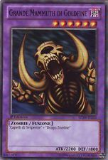 Grande Mammuth di Goldfine YU-GI-OH! LCJW-IT210 Ita COMMON 1 Ed.